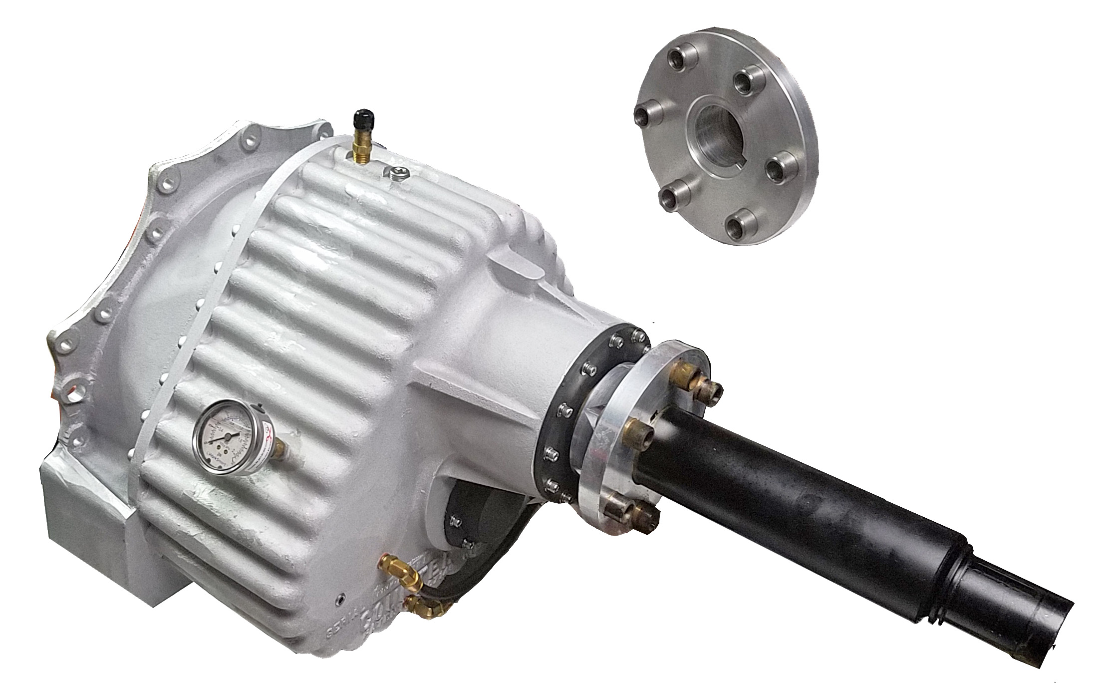 Homepage for How to build an airboat motor